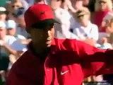 Quelques beaux coups de Tiger Woods  Déc09.wmv