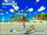 Nintendo @ E3 2008 - Reggie and Cammie Dunaway play Wii Sports: Resort with Wii MotionPlus