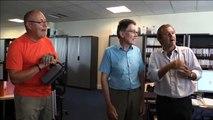 Marche pour les personnes âgées. Pascal Champvert et Gilles Guillard rendent hommage à Jean Ricard