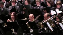 Daniel Pinkham's Christmas Cantata I, II, III - New York Wind Symphony and Honors Chorus
