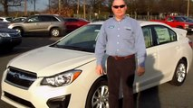 2013 Subaru Impreza 4-Door Sedan Walk-Around Folger Subaru Charlotte NC