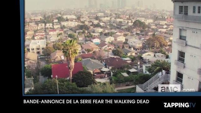 Fear The Walking Dead : La série dérivée de The Walking Dead sera diffusée sur Canal+ !