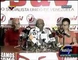 Aristóbulo Istúriz se pica por preguntas de periodista de Últimas Noticias