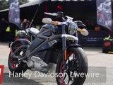 Livewire - La moto électrique d'Harley à l'essai sur Auto-moto