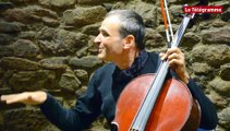 Jazz à Vannes. Concert de Vincent Ségal au musée