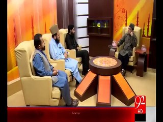 Subha e Noor  10-07-2015 - 92 News HD