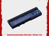 Laptop Akku mit 6600mAh 108/111V f?r Acer Aspire 2420 Acer Aspire 2920 Acer Aspire 2920Z Acer