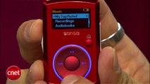 iPod Shuffle vs. Sansa Clip