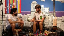 Entrevista RumboTumba - Noise Off Unplugged (Directo)