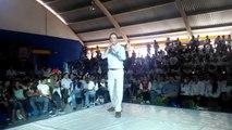 Mensaje de Ricardo Anaya a los jóvenes del PAN, Salamanca 2014 (discurso completo)
