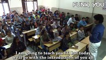 Girl was Continuously Harrassed by her Teacher, See How She and Others Students Reacted