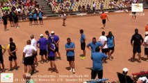 Huitièmes de finale M2, France Quadrettes, Sport Boules, Saint-Denis-lès-Bourg 2015