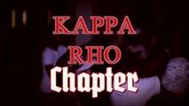 San Francisco QB Colin Kaepernick Strolls With Kappa Alpha Psi