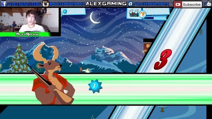 SpeedRunners - #1 AlexGaming Nudo?!