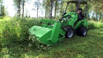 Flail Mower - video dailymotion