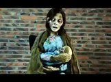 ROCKING MOLDY MOMMY Halloween Decorations | Animated Halloween Prop