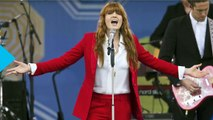 Florence and the Machines Brooding, Melodramatic Short Film