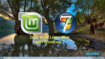 Dual Boot Linux Mint with Windows 7 by Britec