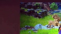 Square Enix 2015 Conference - Dragon Quest XI PS4/3ds Gameplay