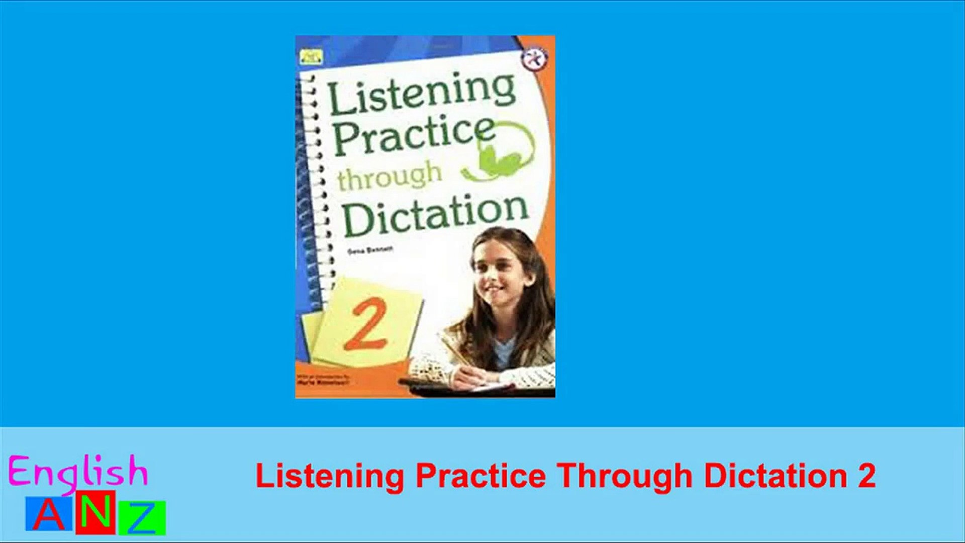 Unit 34 - A Healthy Lifestyle - Listening Practice Through Dictation 2