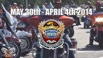 Harley Davidson of Panama City Beach Thunder Beach Spring Rally 2014
