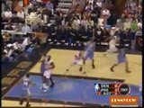 Allen Iverson 38pts vs Carmelo Anthony Nuggets Great Crossover on Ruben Patterson 05/06