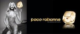 Musique pub Paco Rabanne Lady Million Eau My Gold 2014