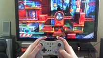 Retro Classic Controller (Controller Pro U) Exhibition for Wii and Wii U Interworks