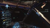 Star Citizen Pax East 2014 Live - Actual Ingame Scenes 2 (Old)