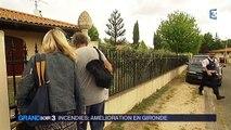 Incendie en Gironde : les habitants évacués ont pu regagner leur domicile