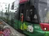 Trams and Pöstlingbergbahn in Linz - Straßenbahn - Villamos