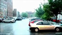 Orage Violent Montréal 29 mai 2012 -- tornades possibles