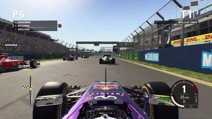 F1 2015 : Vidéo-test de F1 2015 sur Playstation 4