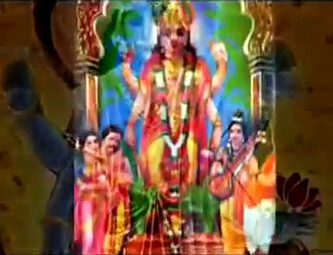 Blessings Of Vishnu Sahasranamam (1000 Names Of Lord Vishnu