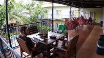 Cairns Central YHA backpackers hostel (Queensland, Australia)