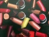 Makeup organizer for Mac Palettes & makeup brushes