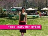 yoga asana ④「太陽礼拝」