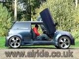 AirRide Review - Air Bag (Air Ride) Suspension Kits drop your car in an instant.