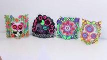 Peppa Pig Play Doh DohVinci Art Studio Design Peppa Pig with Play Doh Vinci Dibujar con Plastilina