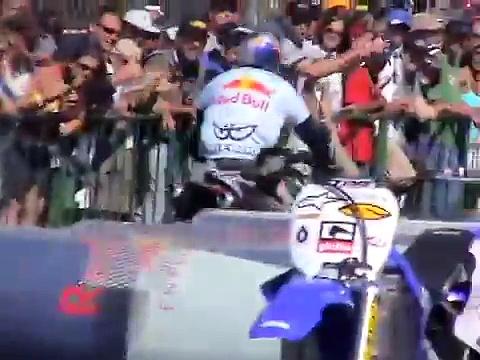 Ducati Monster Stunts
