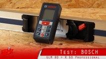 Test: Télémètre laser BOSCH GLM 80 et R60 Professional | www.matoolbox.fr