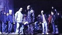 Tandem-Rap sauvage
