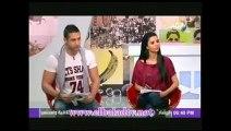 Mohamed Hany & Nihal Sherif (CFA Egyptian winning team) - Shabab El Balad