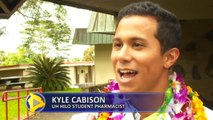 2012 UH-Hilo College of Pharmacy white coat ceremony