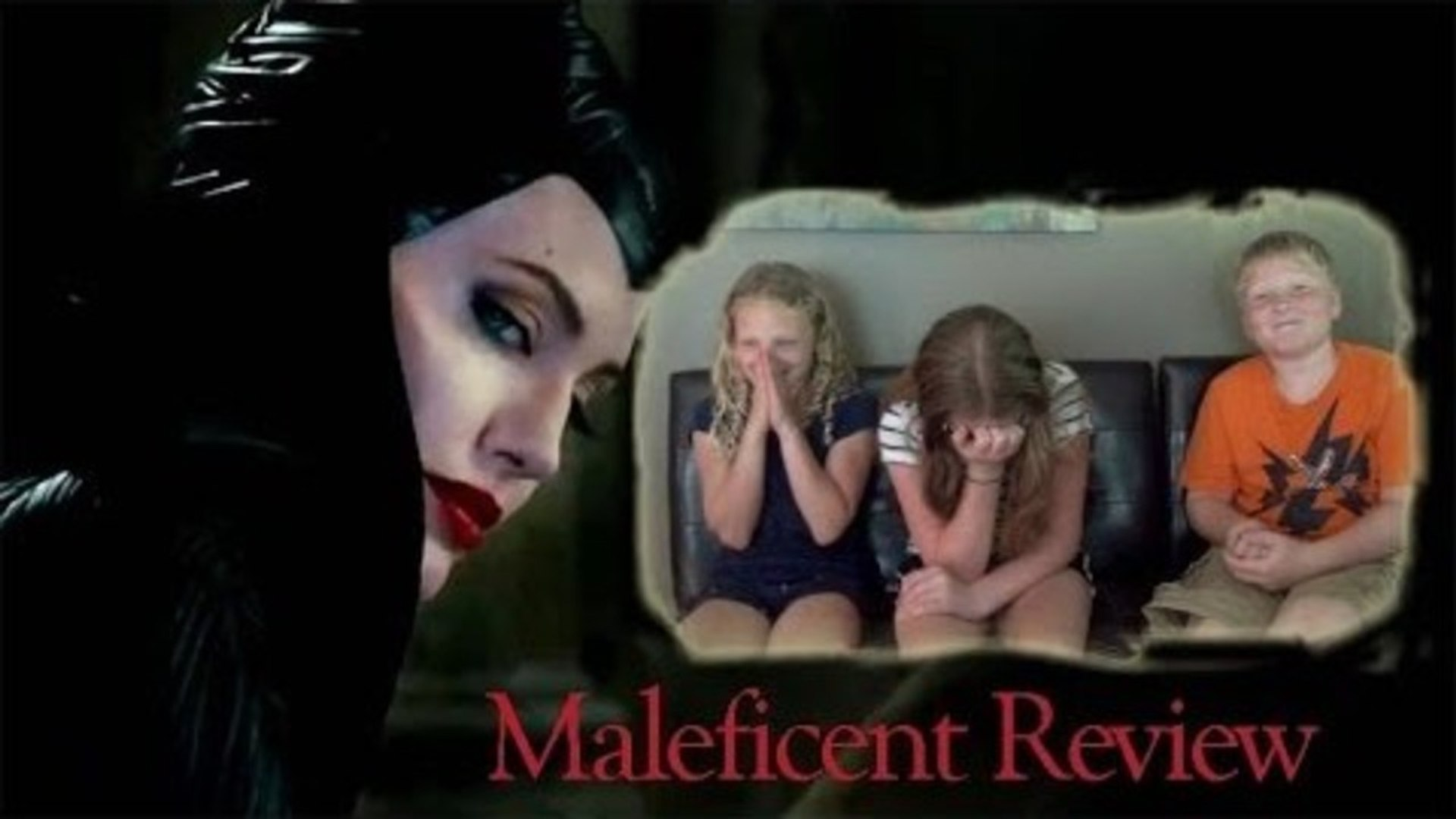 Disney Maleficent Movie Review by Kids