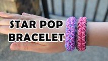 Rainbow Loom Tutorial - Star Pop Bracelet by Bethany G