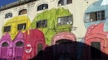 Street art a Roma: quando i muri diventano opere d'arte