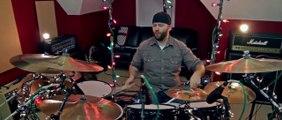 Newsboys - Jingle Bell Rock (Cinematic Christmas Drum Cover) 1080P
