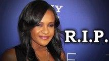 Bobbi Kristina Brown DIES @ 22 | R.I.P