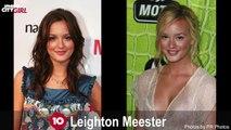 10 Surprising Celebrities who are actually Blonde ft  Kristen Stewart & Angelina Jolie